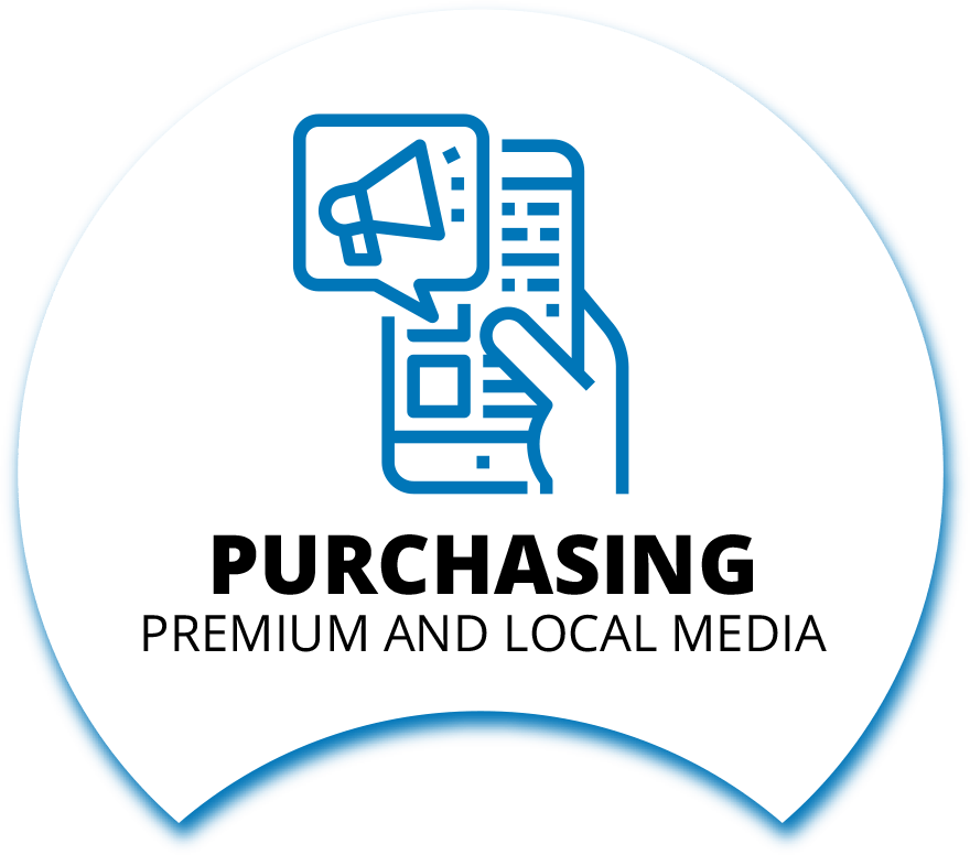 Purchasing in Premium and Local Media Channels